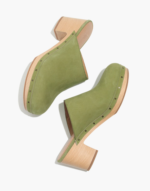 The Ayanna Clog in faded cactus image 1