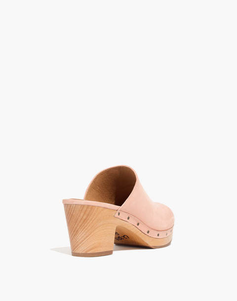 The Ayanna Clog in antique coral image 3