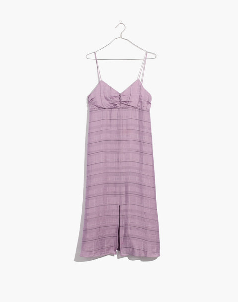 Tie-Back Cami Dress in serene lavender image 4