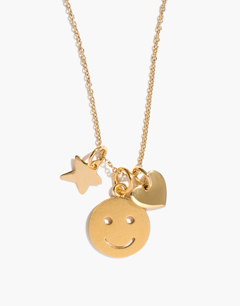 14k Gold Coin Charm in 14k gold image 2