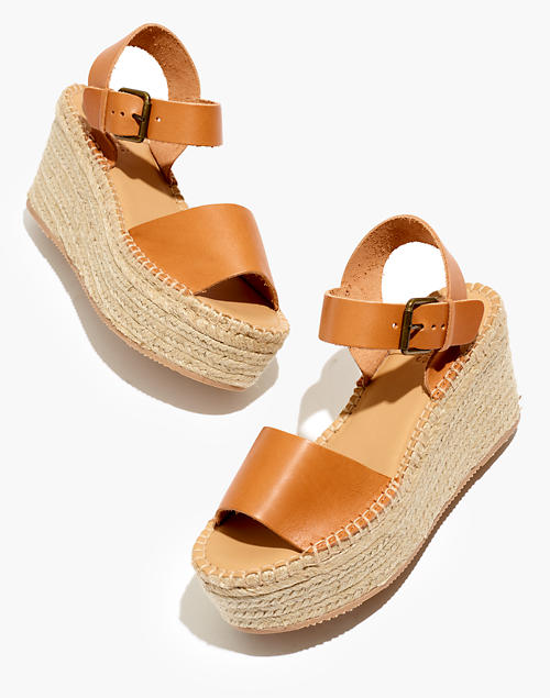 Soludos® Minorca Platform Espadrille Sandals by Madewell