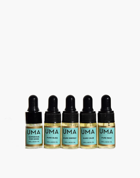 UMA® Wellness Oil Trial Kit in one color image 1
