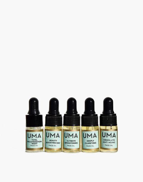 UMA® Face Oil Trial Kit in one color image 1