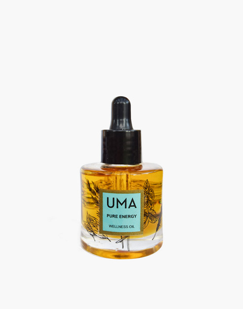 UMA® Pure Energy Wellness Oil in one color image 1