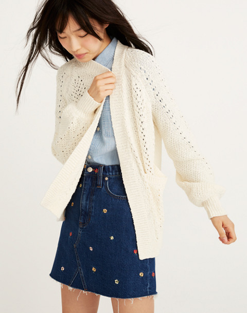 Sunnyvale Cardigan Sweater by Madewell