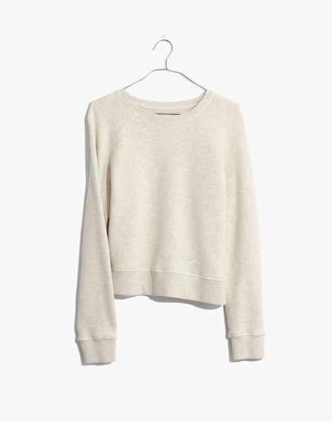 shrunken-sweatshirt by madewell