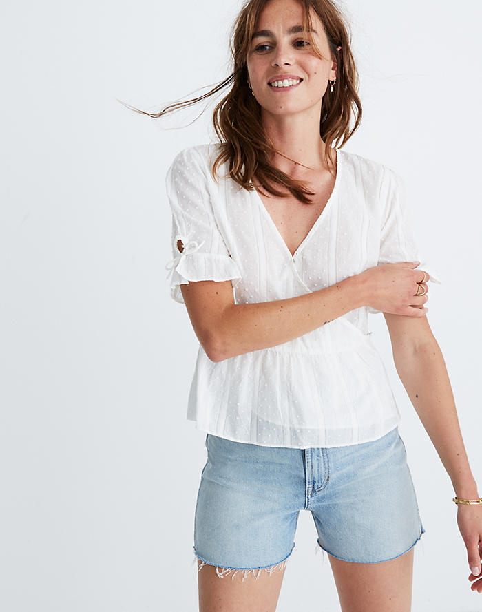 7ef967fc8d Women's Shirts & Tops : Tanks, Tees, Blouses & Chambray | Madewell