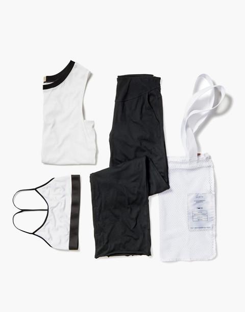 Lunya® Downtime Sleep Kit in white image 3