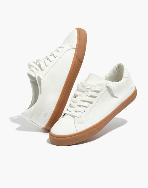 Men's Sidewalk Low-Top Sneakers in Canvas