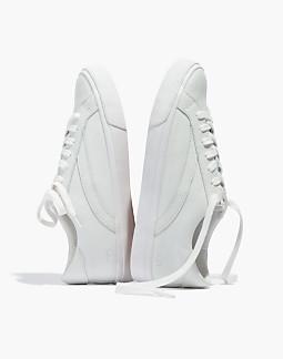 Women's Sidewalk Low-Top Sneakers in Leather