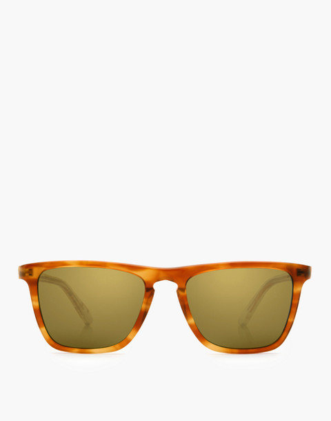 Krewe® Lafitte Sunglasses in tobacco+champagne image 3