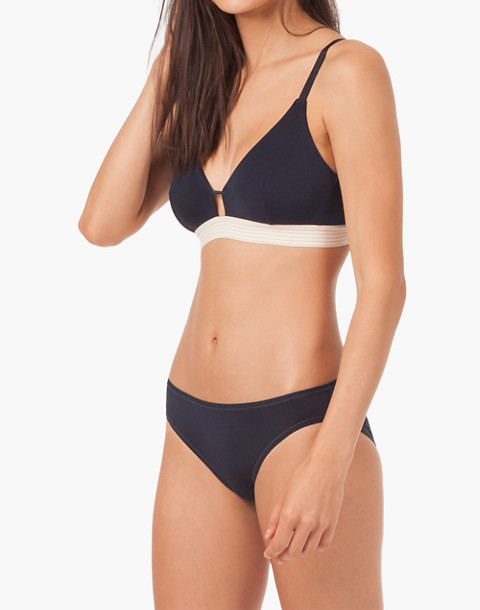 LIVELY™ All-Day Bikini in blue image 1