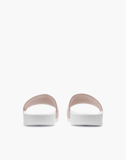 GREATS® Leather Slides in pink image 2