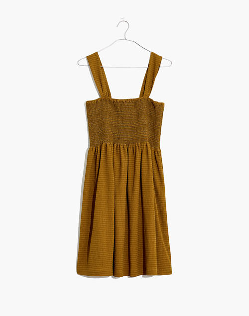 0554db16fa Texture  amp  Thread Smocked Dress in spiced olive ...