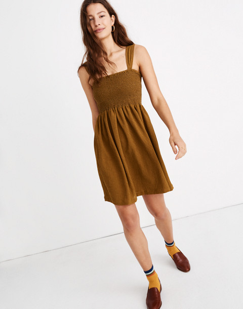 Texture & Thread Smocked Dress by Madewell