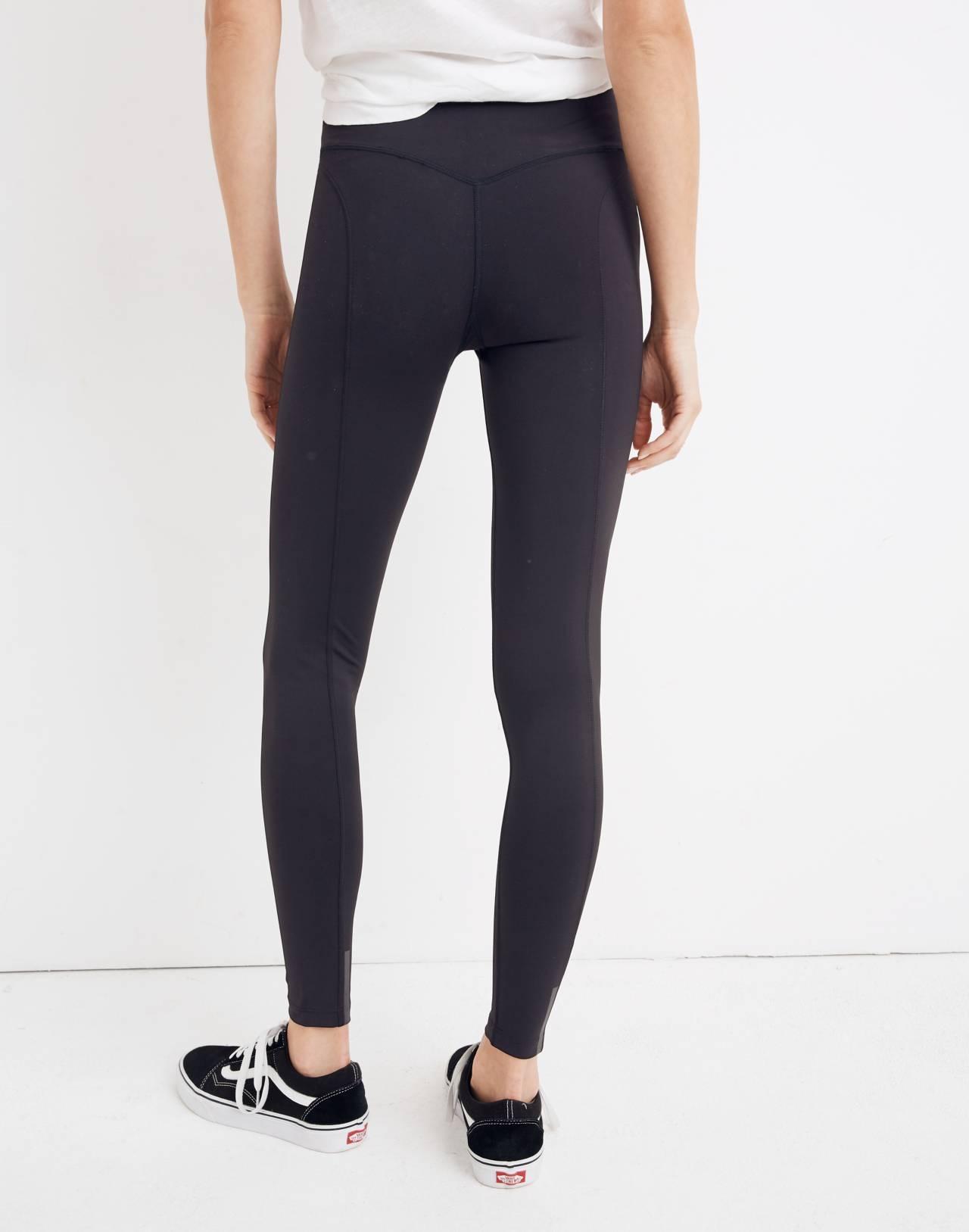 Splits59™ Edie High-Waist Tights in black image 3
