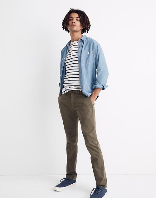Penn Slim Chino Pants by Madewell