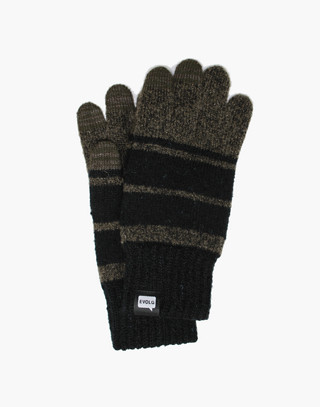 EVOLG® Atlus Touchscreen Gloves in black image 1
