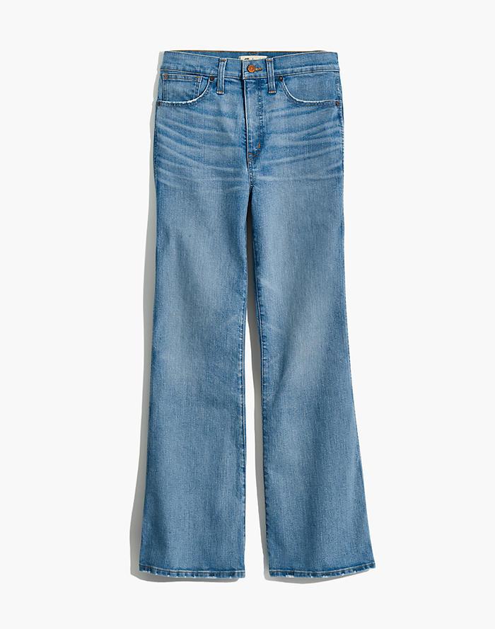 3b63838f90e0f Retro Flare Jeans in Norwich Wash