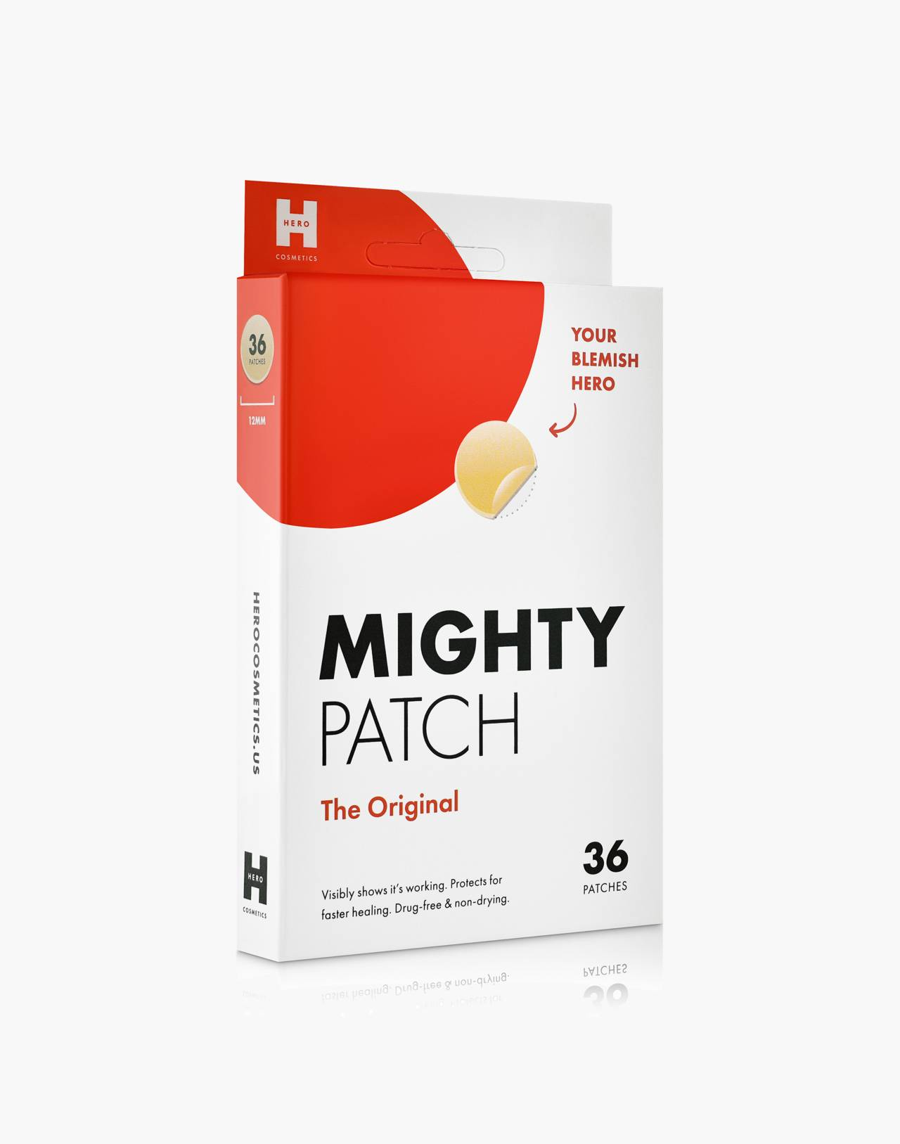 Hero Cosmetics™ Mighty Patch The Original Acne Stickers in one color image 1