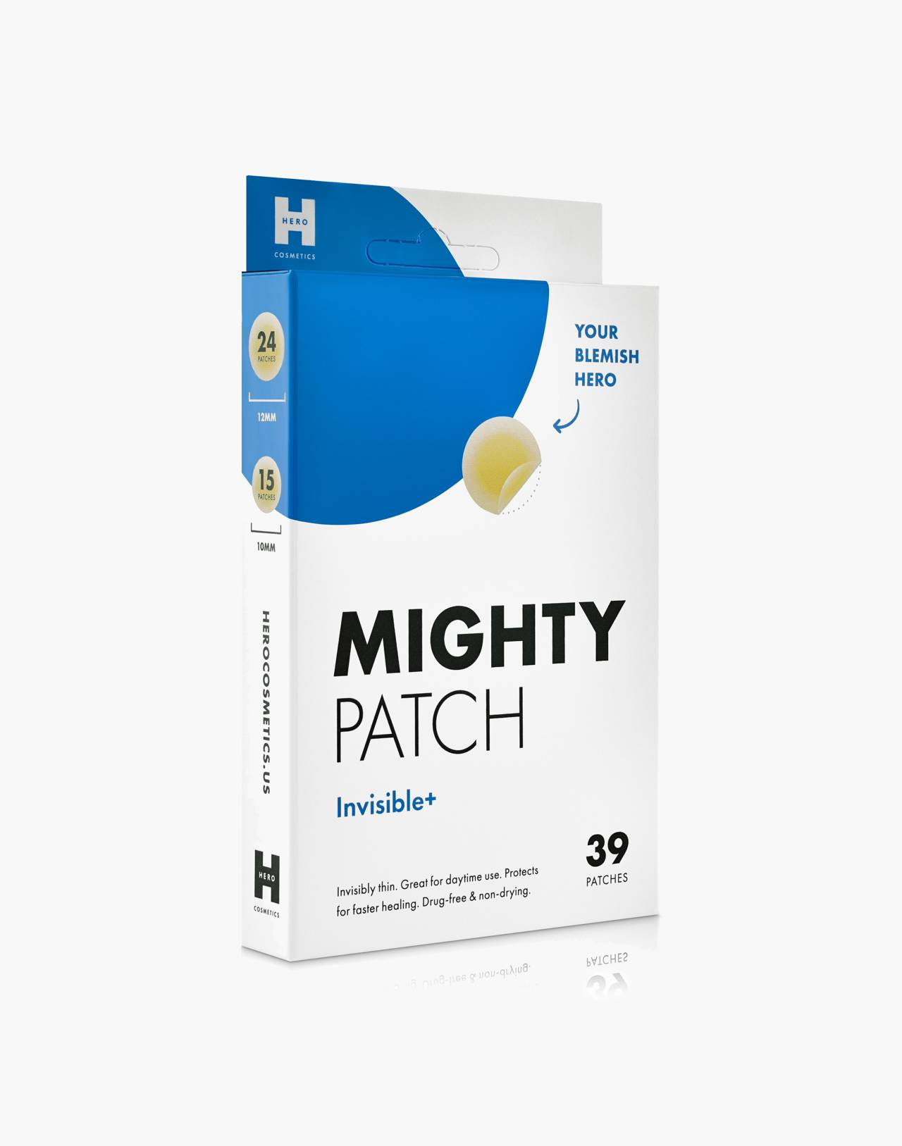 Hero Cosmetics™ Mighty Patch Invisible+ Acne Stickers in one color image 1