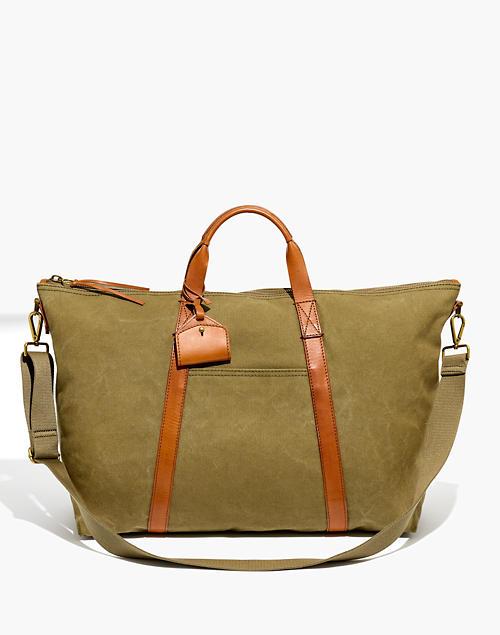 1f6fbf7cf The Essential Weekender Bag in british surplus image 1