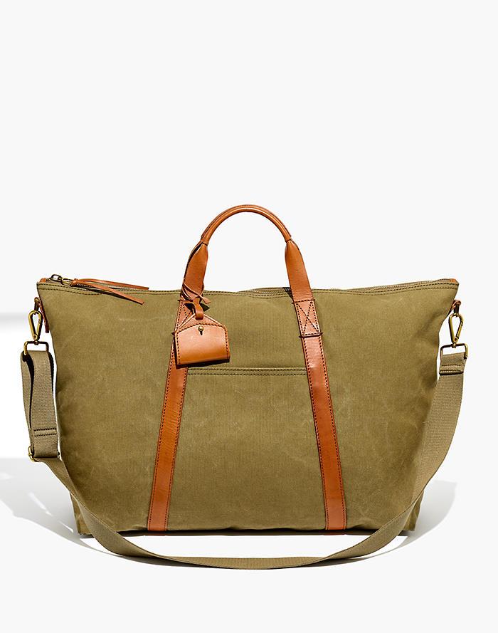 3dfcef1726 The Essential Weekender Bag
