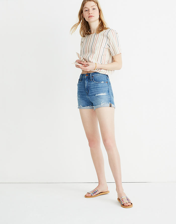 5c3ff583c Denim Shorts : Women's Jeans | Madewell