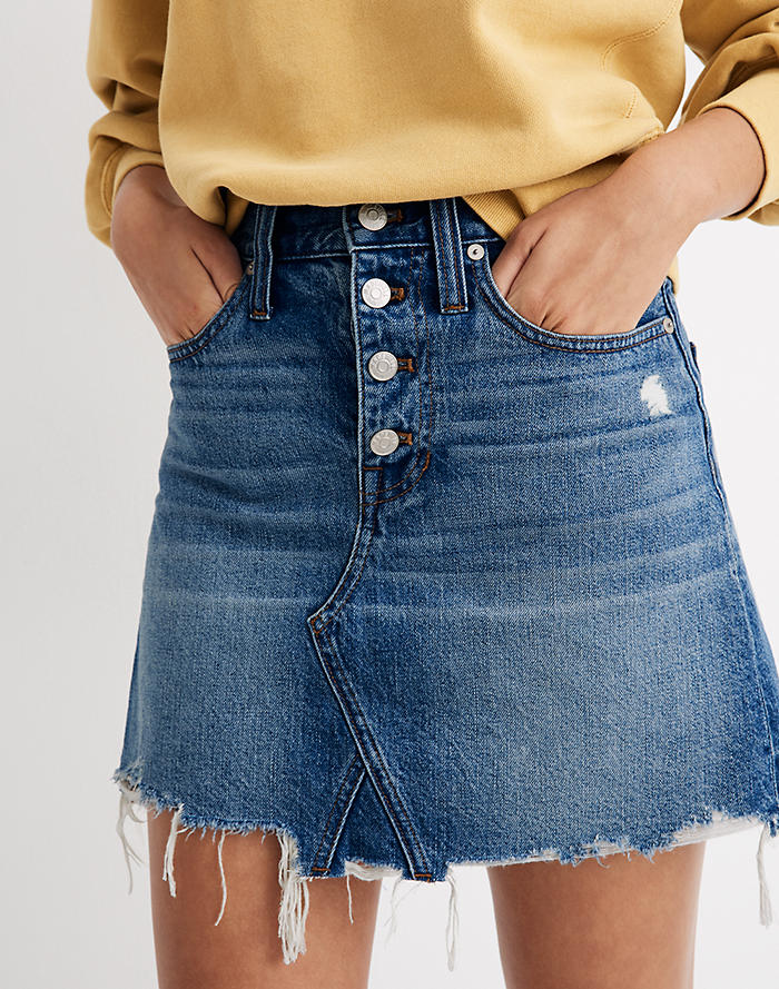 cheaper preview of so cheap Denim Skirts