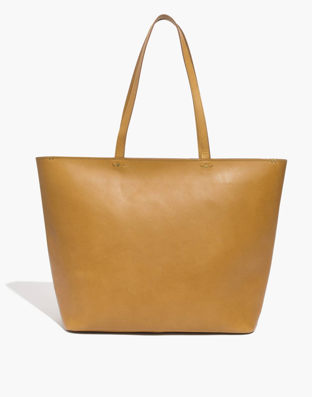 The Abroad Tote Bag in distant olive image 1