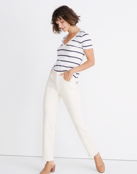 Carleen One Tone Jeans by Madewell