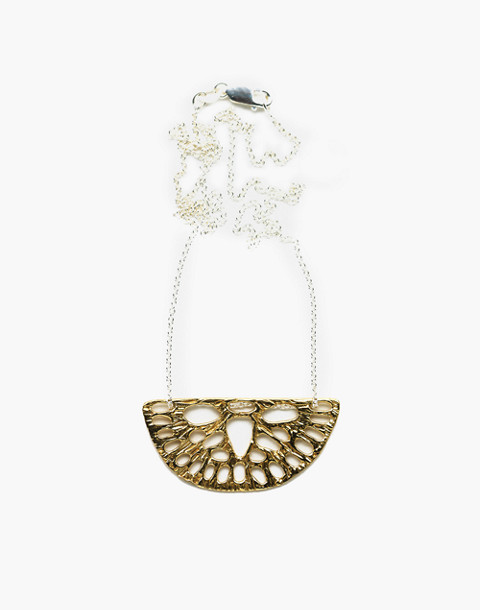 Odette New York® Amuletum Necklace in gold image 1