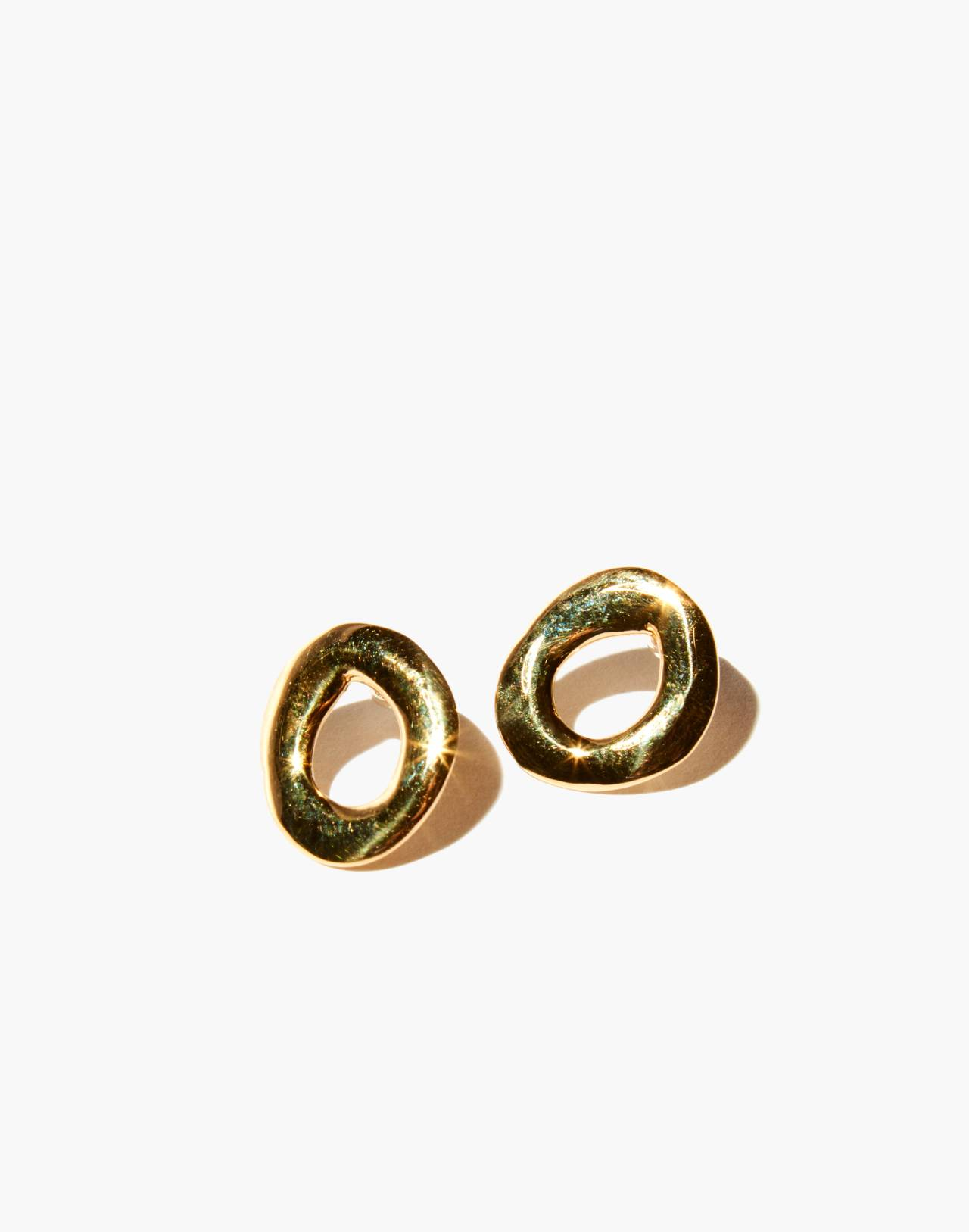 Odette New York® Coco Earrings in gold image 1