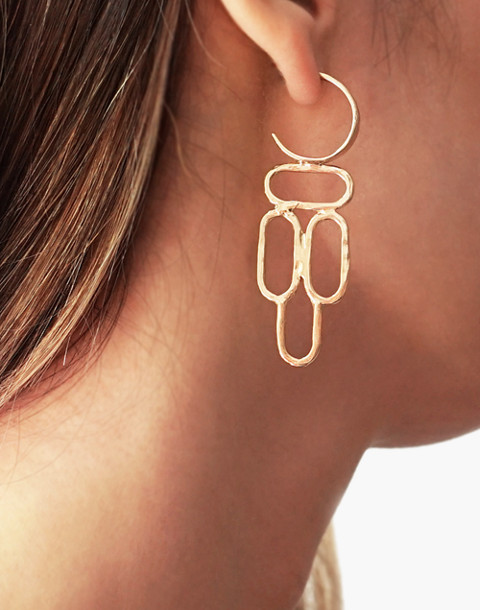 Odette New York® Dauphin Earrings in gold image 2