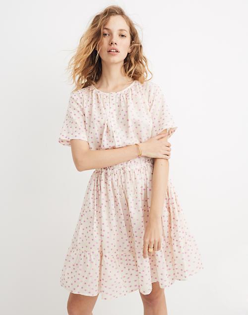 Caron Callahan™ Uma Tiered Dress by Madewell