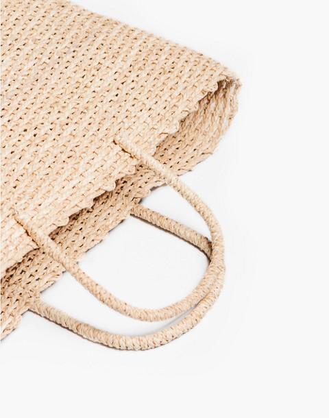 SOMEWARE™ Brigette Basket Bag in nude image 2