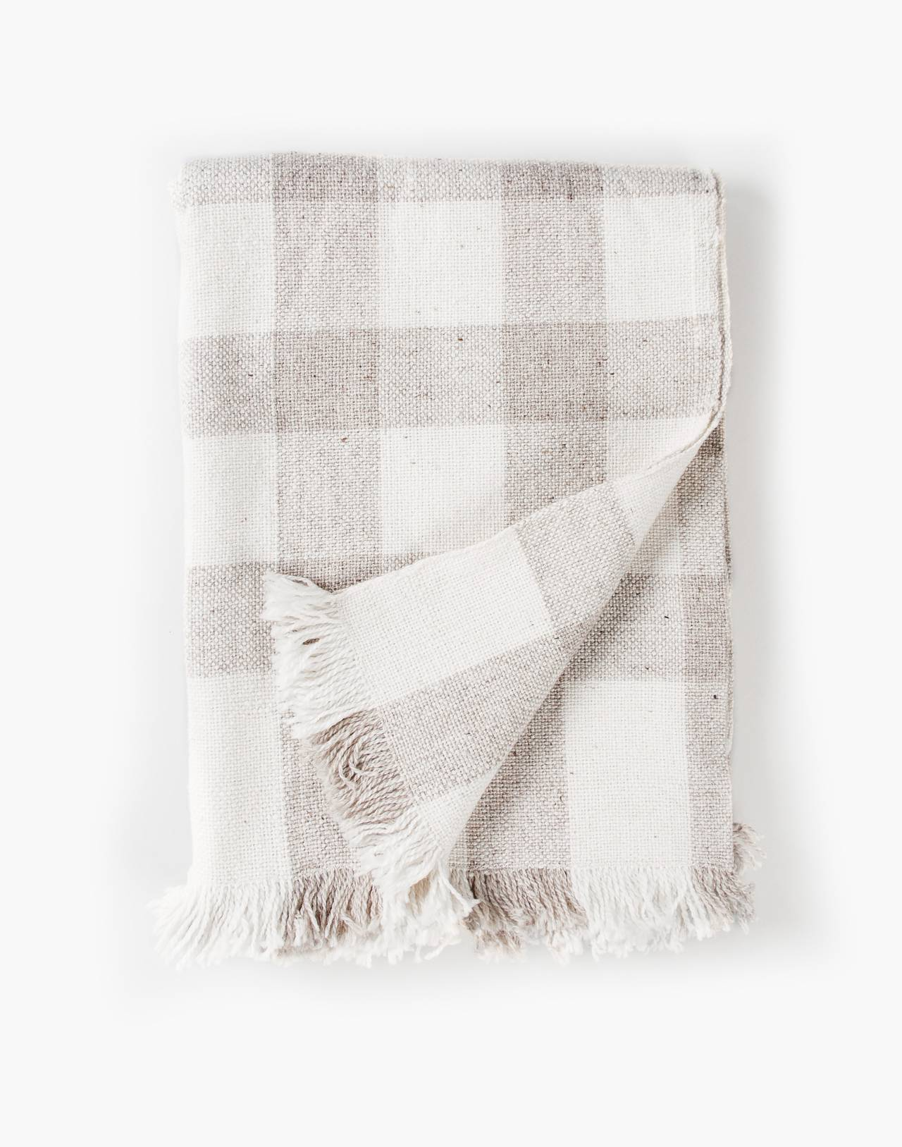 SOMEWARE™ Monterey Throw in grey image 1