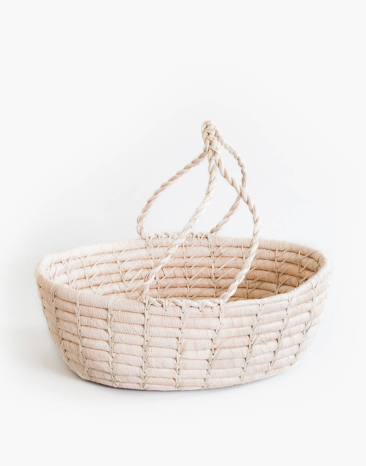 SOMEWARE™ Dunes Fruit Basket in nude image 1