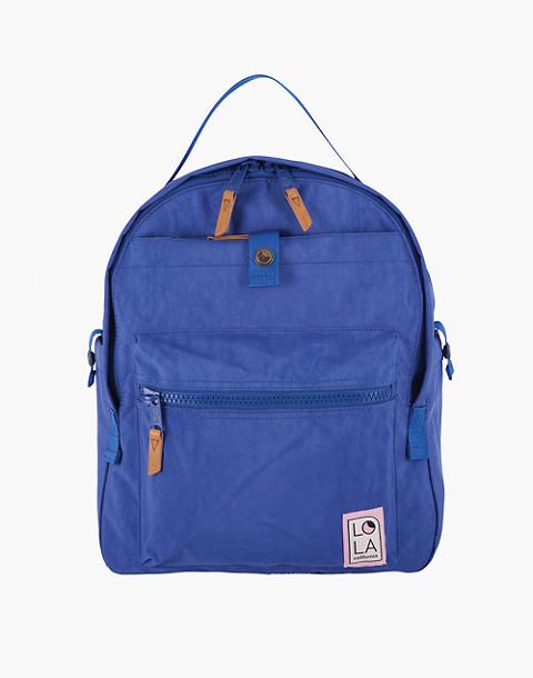 LOLA™ Mondo Escapist Large Backpack in blue image 1