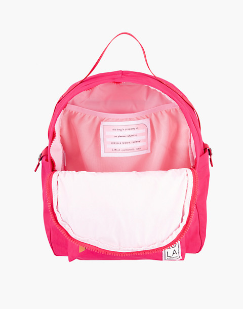 LOLA™ Mondo Escapist Large Backpack in pink image 2