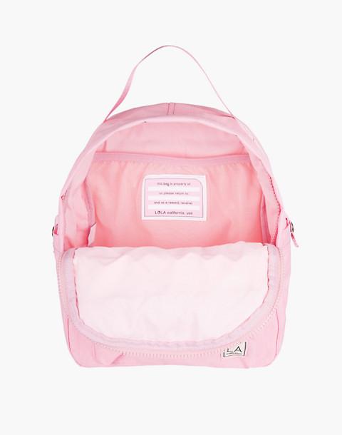 LOLA™ Mondo Escapist Large Backpack in light pink image 2