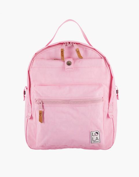 LOLA™ Mondo Escapist Large Backpack in light pink image 1