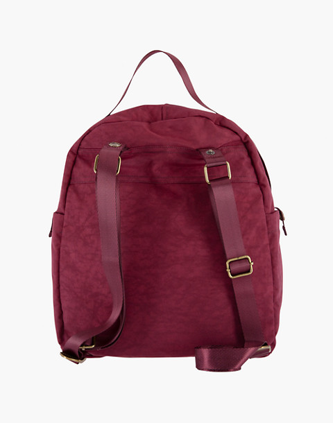 LOLA™ Mondo Escapist Large Backpack in dark red image 3