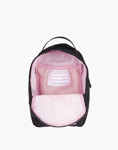 LOLA™ Mondo Utopian Small Backpack in black image 2