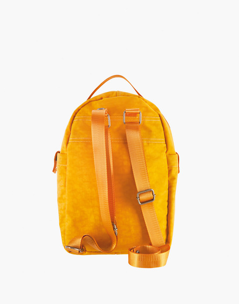 LOLA™ Mondo Utopian Small Backpack in yellow image 3