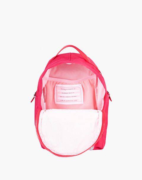 LOLA™ Mondo Utopian Small Backpack in pink image 2