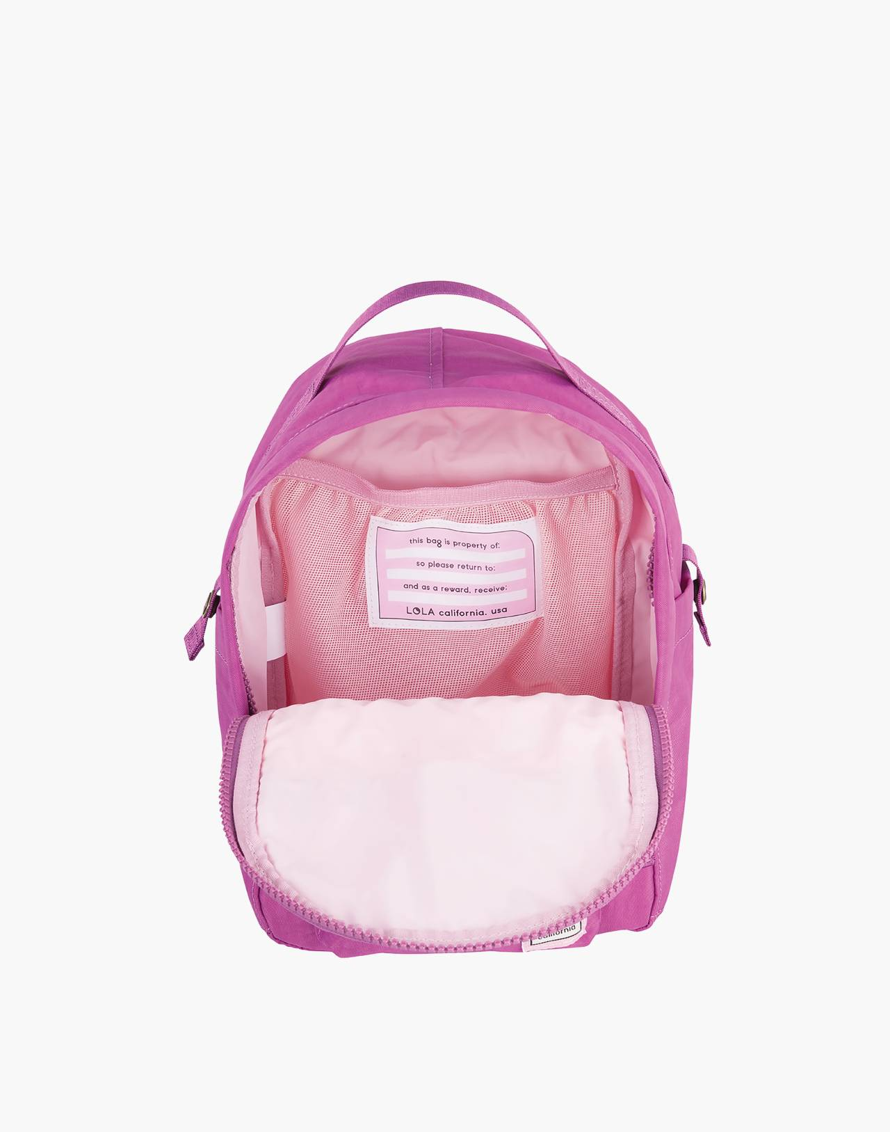 LOLA™ Mondo Utopian Small Backpack in purple image 2