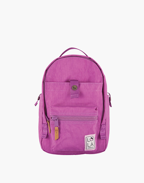 LOLA™ Mondo Utopian Small Backpack in purple image 1