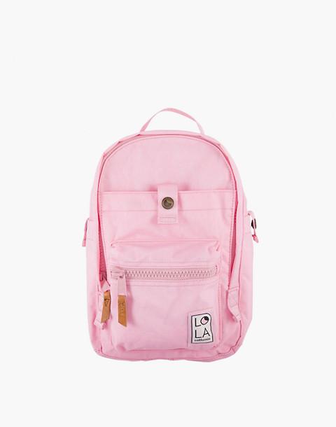 LOLA™ Mondo Utopian Small Backpack in light pink image 1