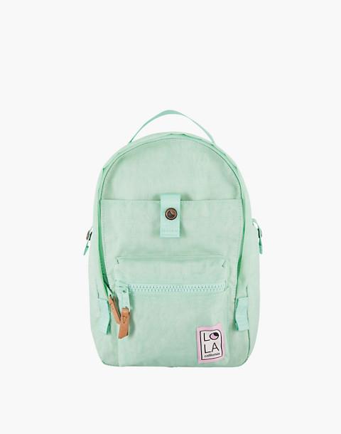 LOLA™ Mondo Utopian Small Backpack in light green image 1